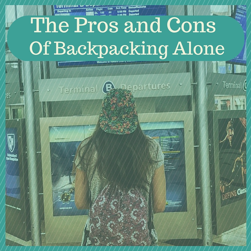the pros and cons of working alone The pros and cons of solo travel  you can spend time working on a hobby,  like being cautious when out alone after dark,.