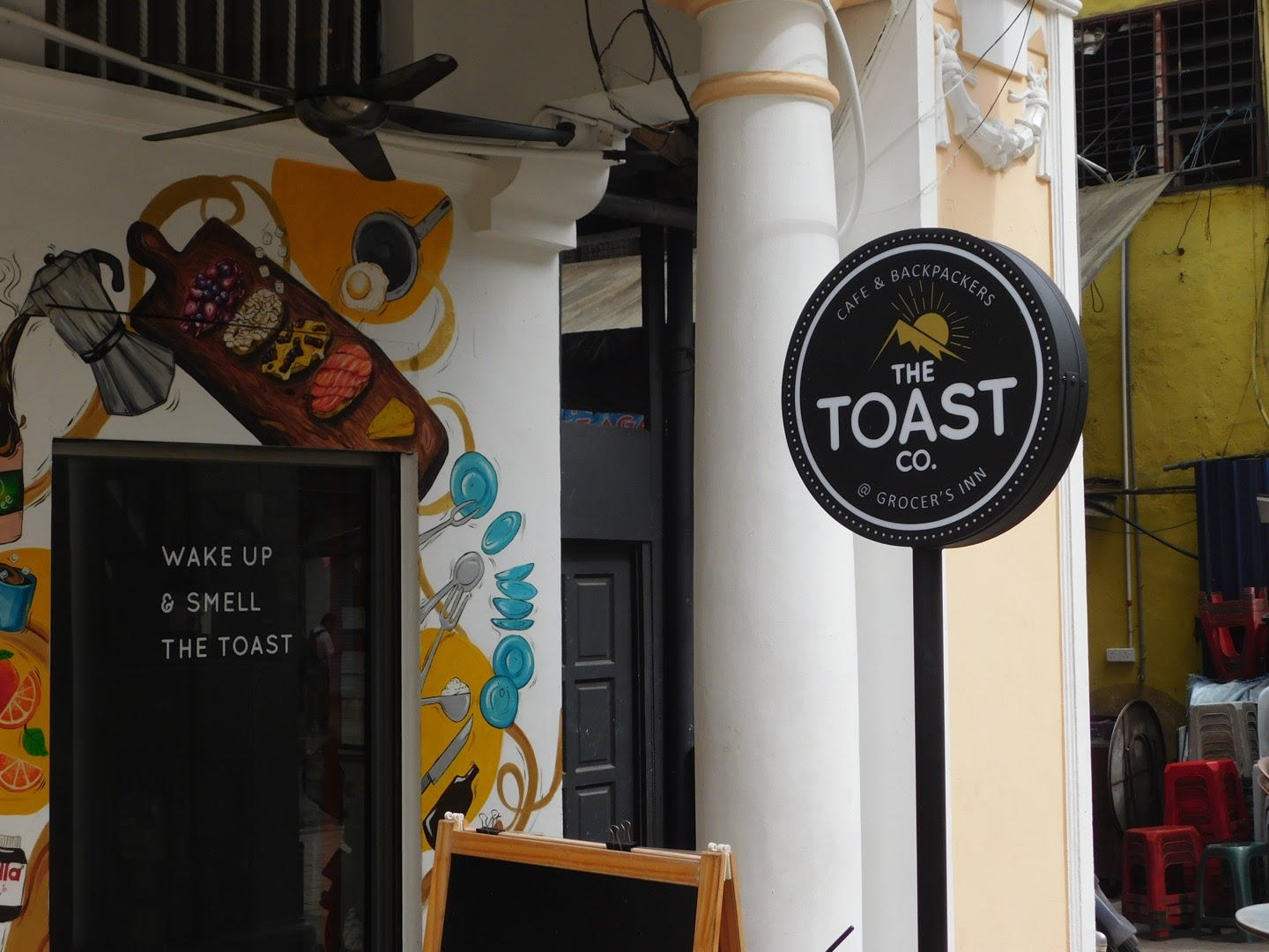 the toast co review