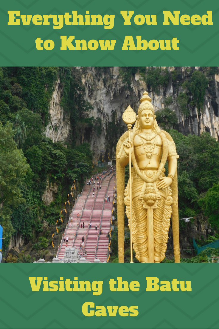 Everything You Need to Know About the Batu Caves