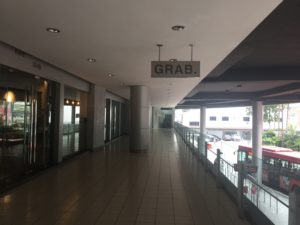Grab Cafe Kuala Lumpur
