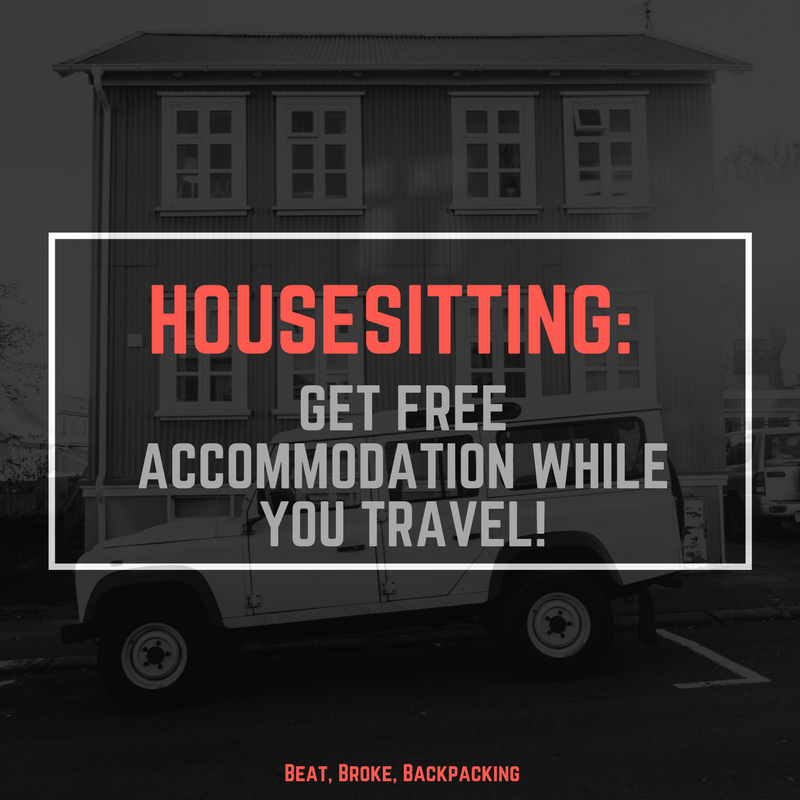 housesitting sites