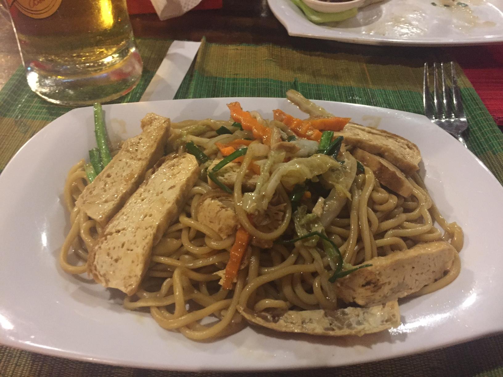 David's homemade noodles phnom penh
