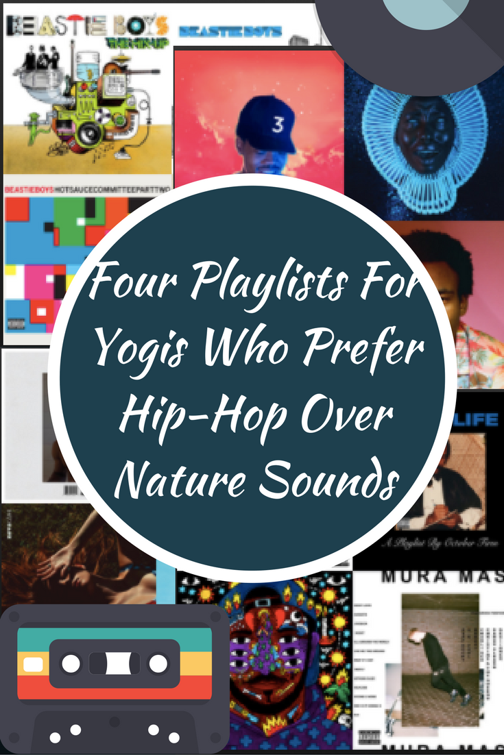 hip hop yoga playlists