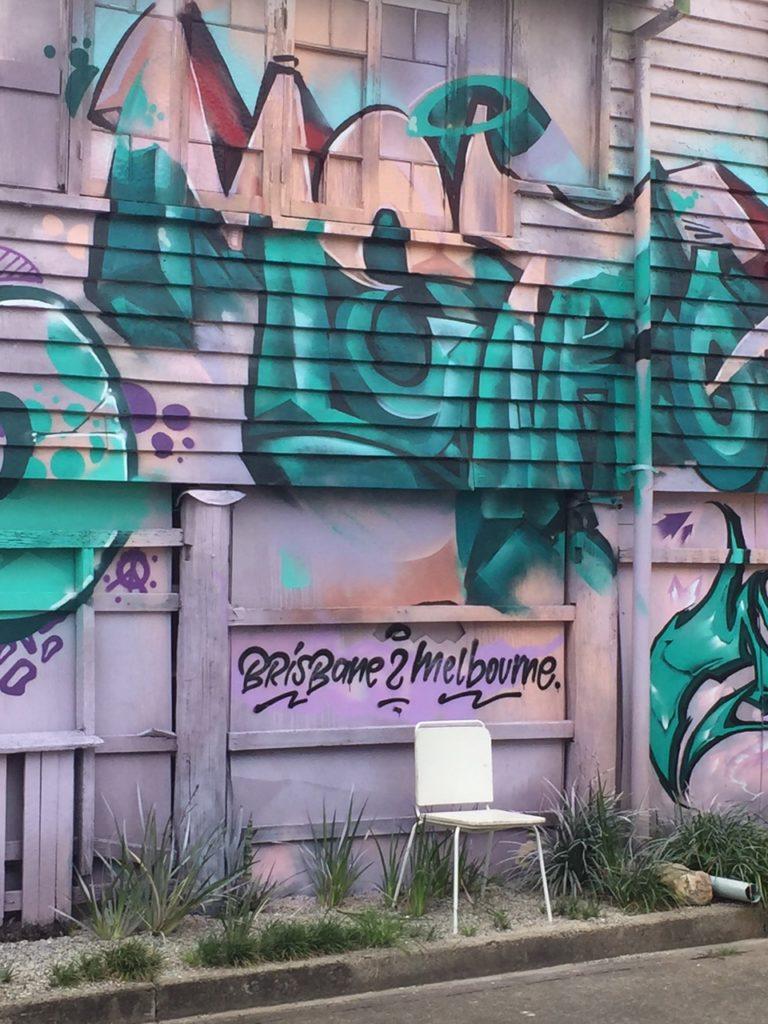 travel blog; Paddington Brisbane QLD